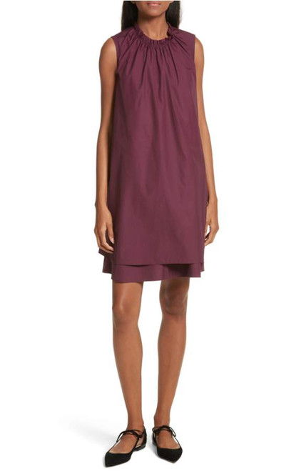 Ted Baker EZMAY Double Layered Ruffle Neck Dress