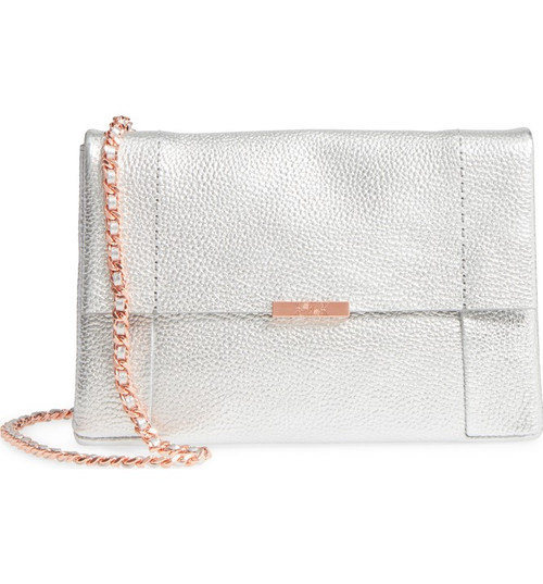 Ted Baker PARSON Soft Leather Crossbody Bag