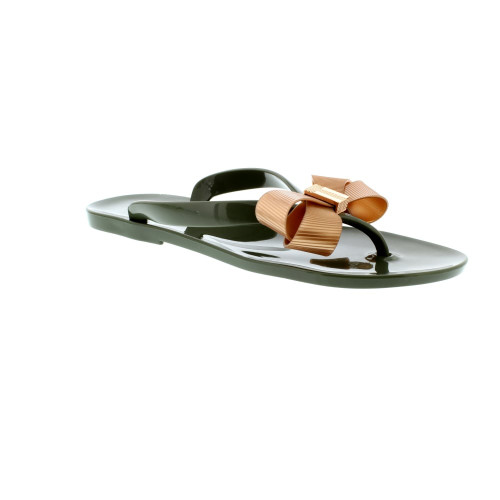 Ted Baker SUSZIE Bow Detail Jelly Flip Flop