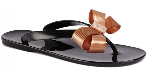 785a2444cb27 Ted Baker SUSZIE Bow Detail Jelly Flip Flop - STYLE by Turn Her Style