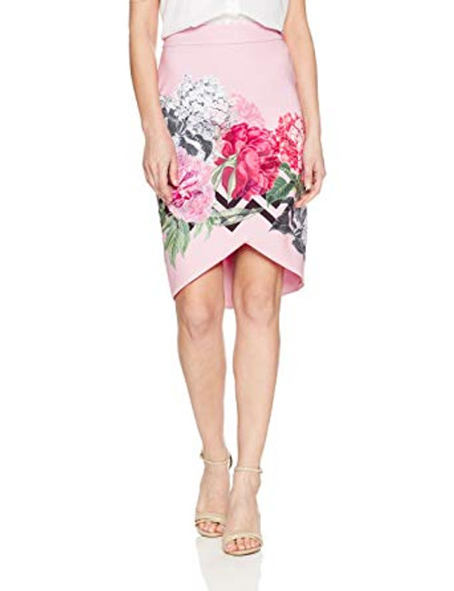 Ted Baker SOELLA Palace Gardens High Low Skirt