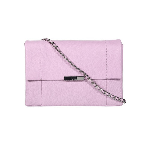 Ted Baker Bow Detail Xbody Bag Clarria LT-purple