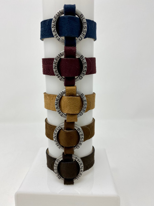 Navy, Burgundy, Tan, Light Brown, Dark Brown