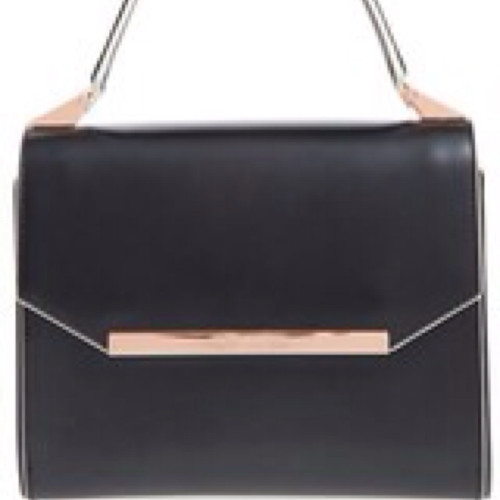 Ted Baker AVAA Black Top Handle XBody Lady Bag