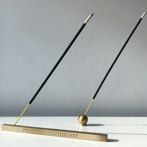 Province Apothecary Essential Oil Incense  & Incense holders