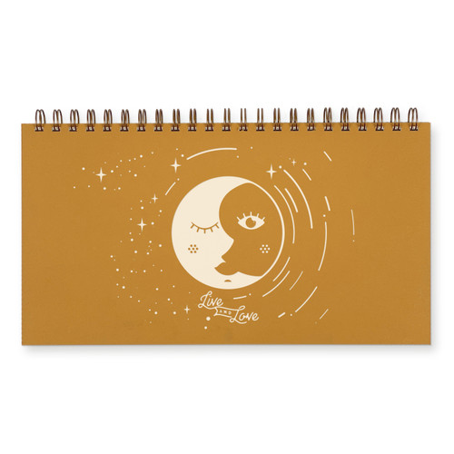Ruff House Print Shop ~ Live & Love Celestial Weekly Planner