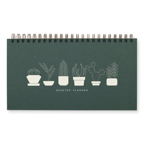 Ruff House Print Shop ~ Succulent Weekly Planner