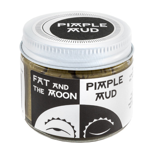 Fat and the Moon Pimple Mud - 2 oz