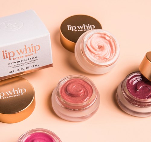 lip whip THE WAR ON LIPS IS OFFICIALLY OVER. AFTER YEARS OF BATTLING CHEMICALS IN THE PRODUCTS WE HISTORICALLY USED TO COMBAT DRY, FLAKY, CHAPPED LIPS, WOMEN HAVE A CLEAN, MOISTURE-RICH SOLUTION WORTHY OF THE CARE OUR LIPS DESERVE. LIP WHIPS COME IN PEACE.