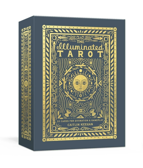 The Illuminated Tarot ~ 53 Cards for Divination & Gameplay