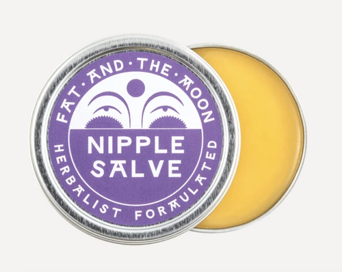 Fat and the Moon NIPPLE SALVE