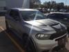 front angle of Dodge Durango GT Racing Stripes DURANGO RALLY 2014-2018 2019 2020