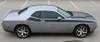 profile of Dodge Challenger TA Side Graphics PURSUIT 2011-2020