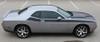 profile of 2019 Dodge Challenger T/A Side Graphics PURSUIT 2011-2020 2021