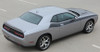 rear angle of 2019 Dodge Challenger T/A Side Graphics PURSUIT 2011-2020 2021