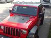 front of 2020 Jeep Gladiator Hood Stripes WRANGLER SPORT HOOD 2020-2021