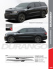 flyer for 2020 Dodge Durango Side Stripes Packages RUNAWAY 2011-2021