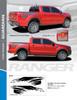 flyer for 2020 Ford Ranger Bed Side Stripe Graphics GUARDIAN 2019-2021