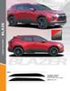flyer for BLAZE ROCKER | 2019-2020 Chevy Blazer Side Stripes Package