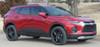 profile of BLAZE ROCKER | 2019-2020 Chevy Blazer Side Stripes Package