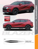 flyer for FLASHPOINT SIDE KIT | 2019-2020 Chevy Blazer Body Graphics Kit