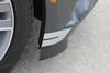 close up of front bumper 2018 Chevy Camaro Side Door Decals SKID ROCKER 2016 2017 2018
