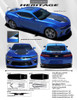 flyer for 2016 Chevy Camaro Center Stripes 3M HERITAGE 2016 2017 2018