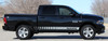 profile of 2016 Dodge Ram Rocker Stripes RAM ROCKER STROBE 2009-2018