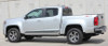 profile of GMC Canyon Decal Stripes RAMPART 2015-2021