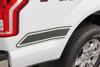 rear quarter of 2017 Ford F150 Side Graphics FORCE 2 3M 2009-2020