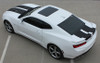 rear high view of 2017 Chevy Camaro SS Stripes CAM SPORT RS SS 2016 2017 2018