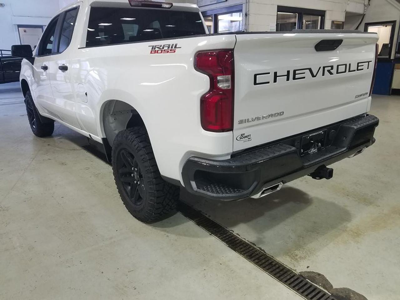 2019 Chevy Silverado Tailgate Decals CHEVROLET 2019-2020 Standard Vinyl