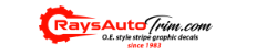 Auto Stripes, Auto Graphics & Auto Decals | Ray's Auto Trim