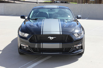 Ford Mustang with Racing Stripes CONTENDER 3M 2015 2016 2017