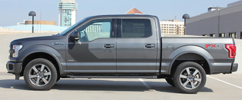 side of Ford F150 Special Edition Side Decals SIDELINE 2015-2018 2019