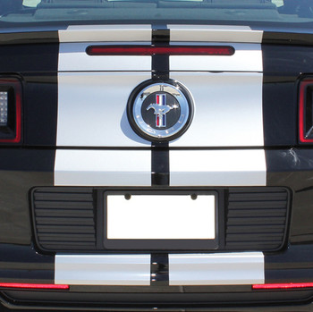 2013-2014 Ford Mustang Racing Stripes THUNDER