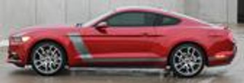 Ford Mustang Side Stripe Graphics STELLAR 3M 2015 2016 2017