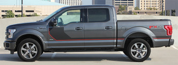 F150 Ford Truck Graphics SIDELINE 2015 2016 2017 2018 2019 2020