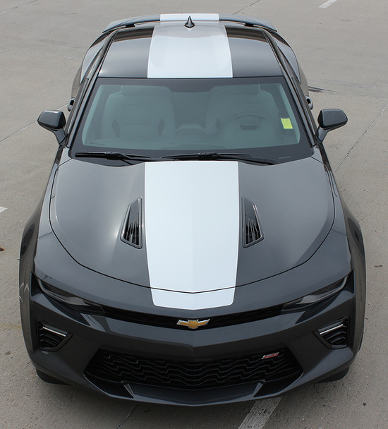2017 Chevy Camaro Wide Center Stripes OVERDRIVE 2016 2017 2018
