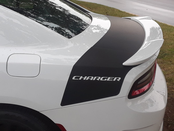 Dodge Charger Rear Hemi Stripes CHARGER TAILBAND 2015-2021