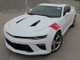 front high view of 2016 Chevy Camaro Fender Decals HASH MARKS 2016 2017 2018