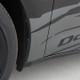 close up of Dodge Dart Body Graphics RIPPED DART 3M 2013 2014 2015 2016