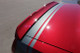 close up of 2017 Dodge Challenger Scat Pack Stripes TAIL BAND 2015-2020