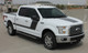 front angle of 2017 Ford F150 Side Graphics FORCE 2 3M 2009-2020