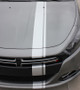 front of 2013 Dodge Dart Decals DARTING E RALLY 3M 2014 2015 2016