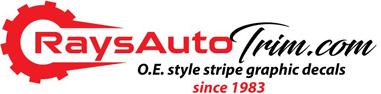 Ray's | Auto Stripes, Auto Vinyl Graphics, Auto Decals, OE Styles