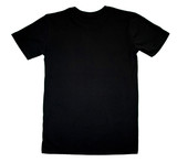 Jules Block Tee Black