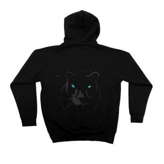 Puma Hoodie Black - Back