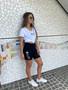 Jess Bike Shorts Black
