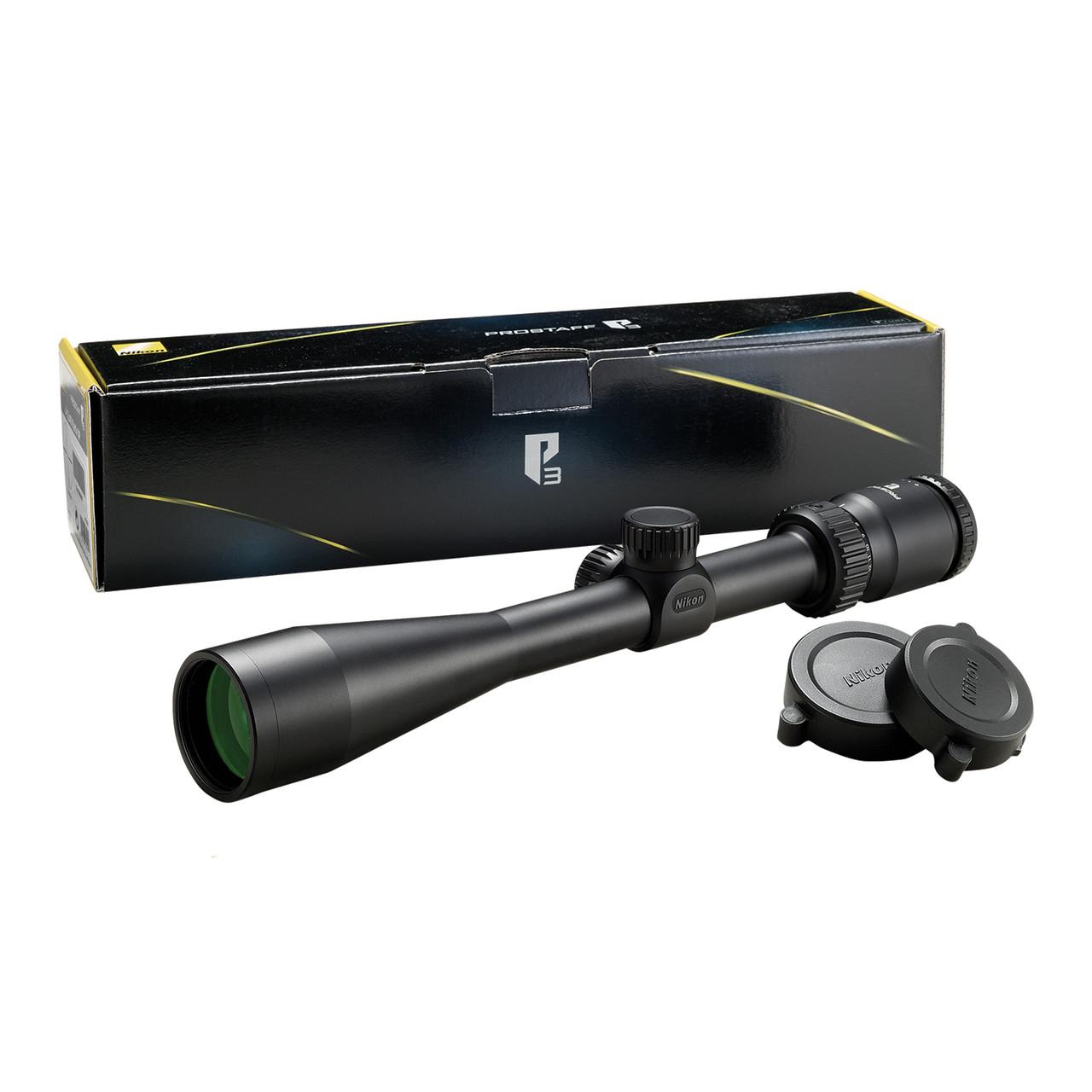 Nikon PROSTAFF P3 4-12x40 Matte BDC  16598